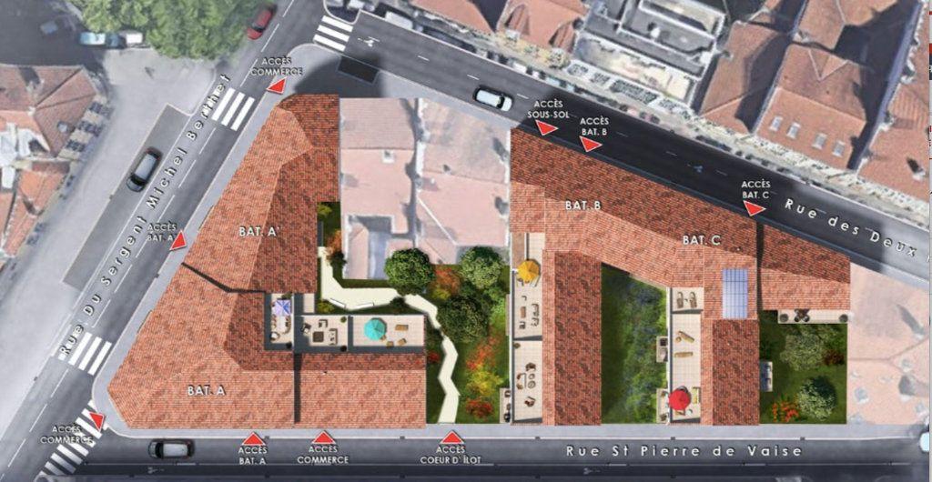 Appartement à vendre 2 47.81m2 à Lyon 9 vignette-3