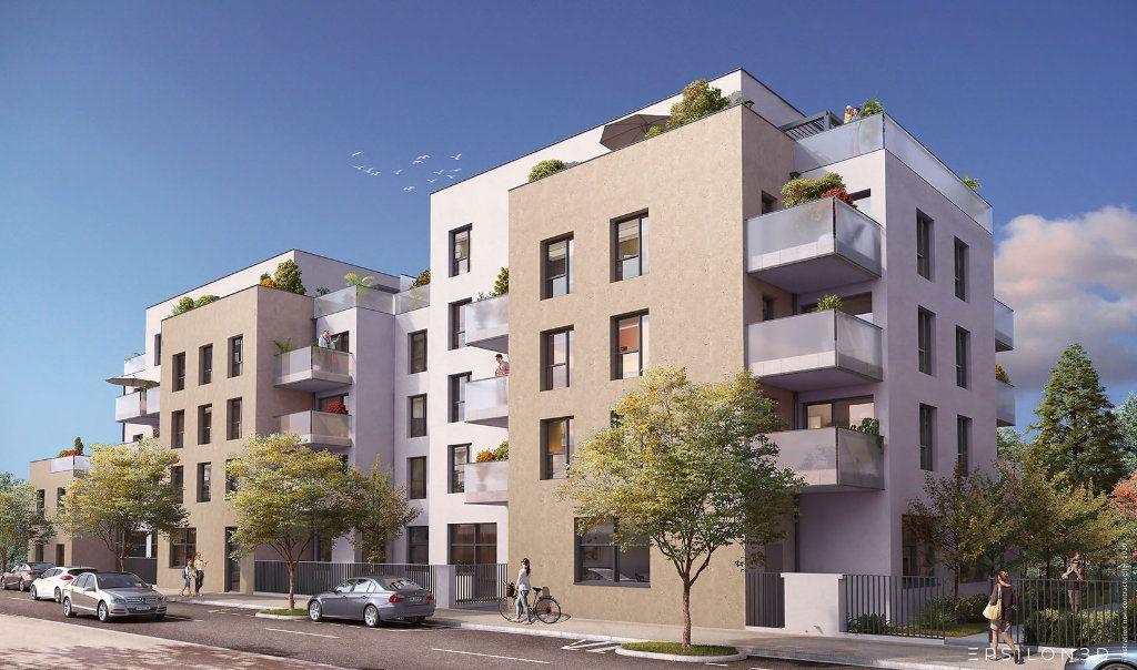 Appartement à vendre 3 61.24m2 à Lyon 8 vignette-1