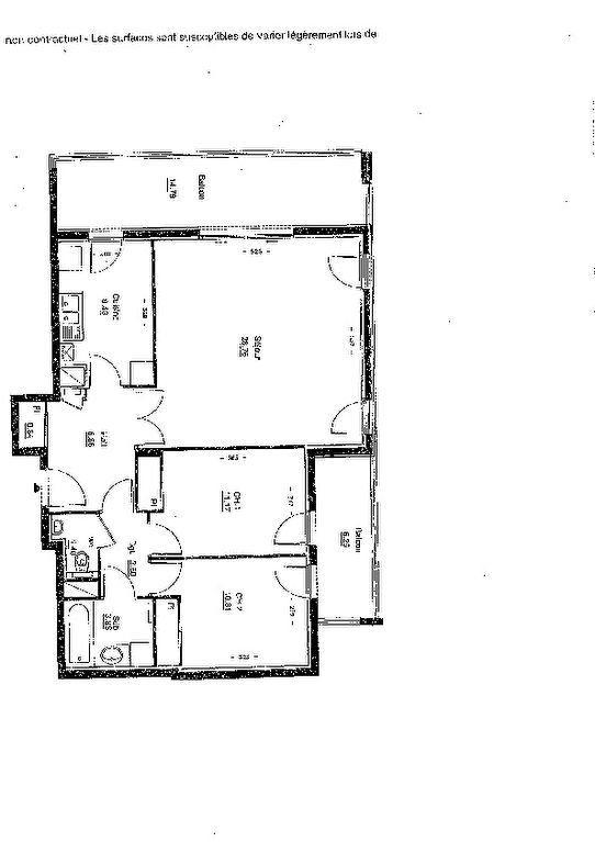 Appartement à vendre 3 74m2 à Lyon 5 vignette-5