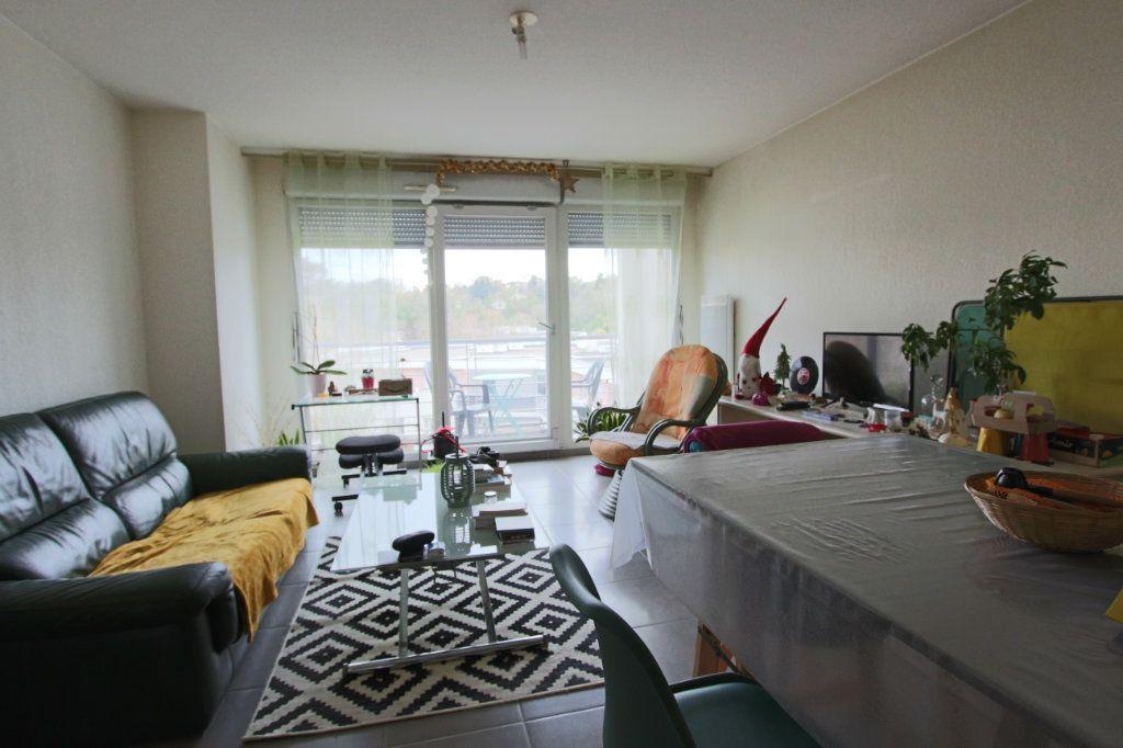 Appartement à vendre 2 52.63m2 à Tassin-la-Demi-Lune vignette-1