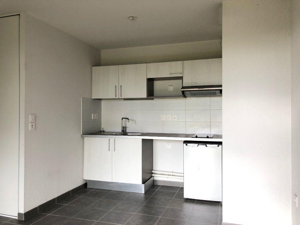 Appartement à louer 2 40.8m2 à Toulouse vignette-1