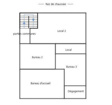 Immeuble à vendre 0 163m2 à Jouy-le-Châtel plan-1