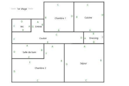 Immeuble à vendre 0 163m2 à Jouy-le-Châtel plan-2