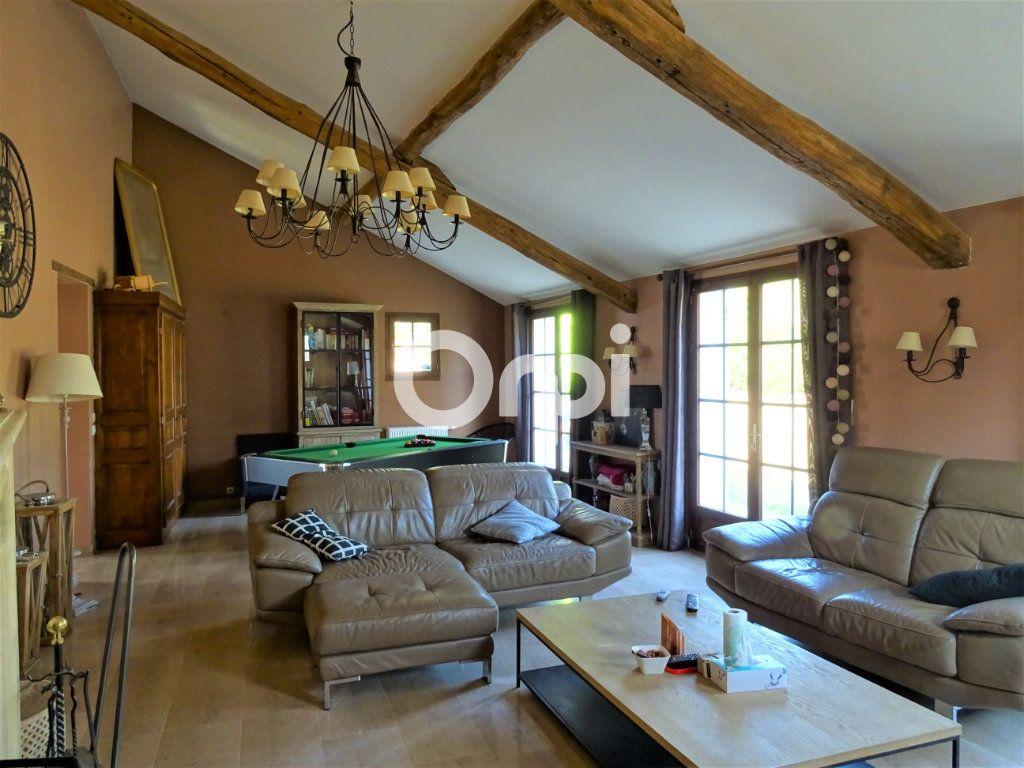 Maison à vendre 8 202m2 à Saint-Just-en-Brie vignette-2