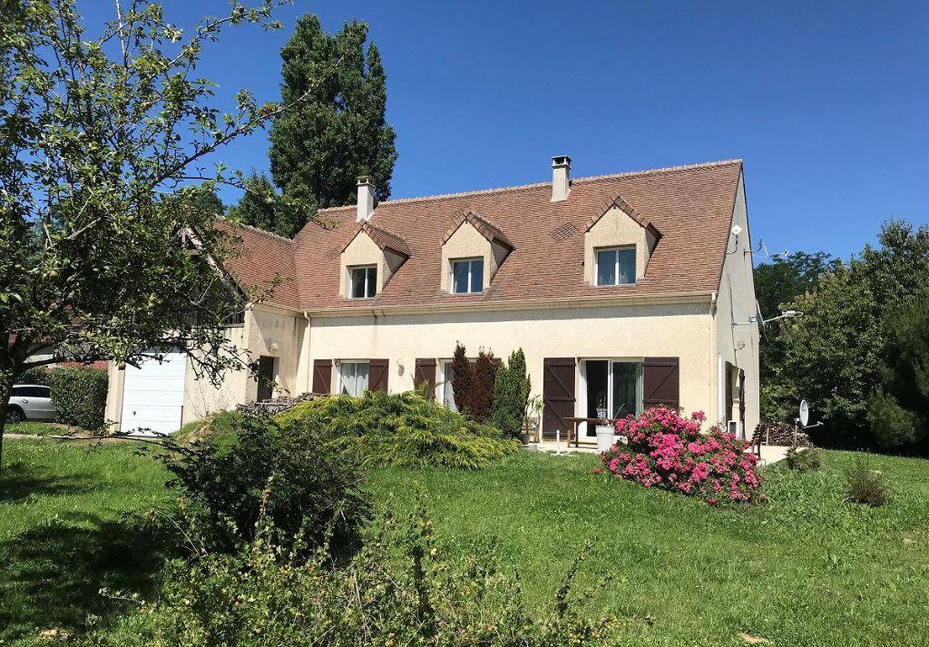 Maison à vendre 6 231m2 à Bannost-Villegagnon vignette-1
