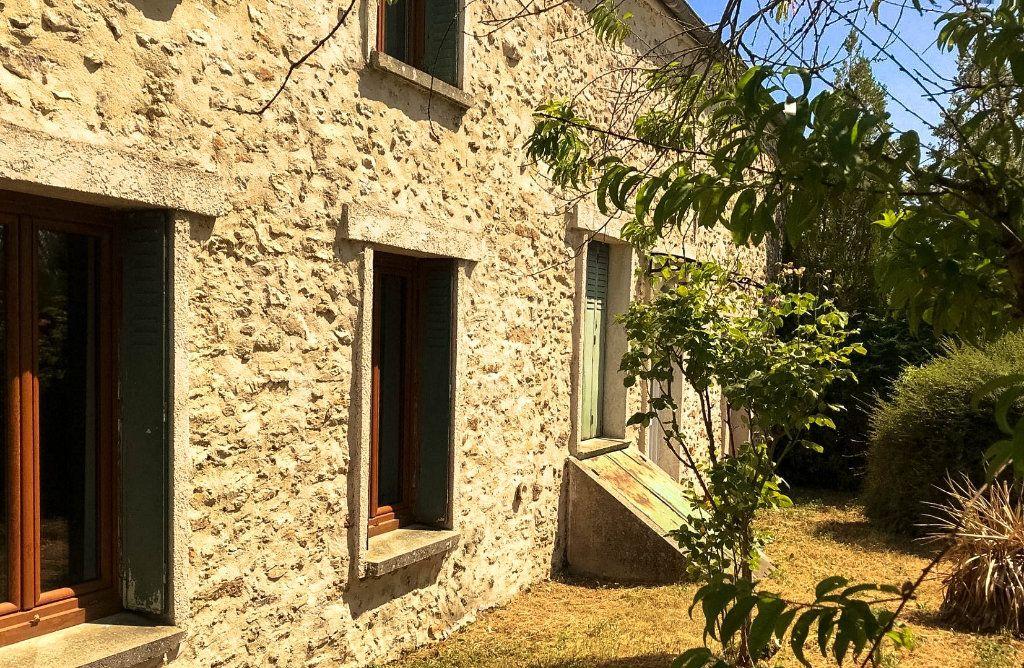 Maison à vendre 8 240m2 à Saint-Rémy-la-Vanne vignette-2