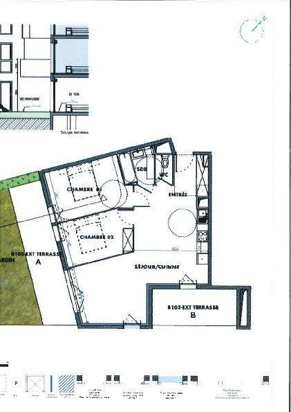 Appartement à vendre 3 65m2 à Gigean vignette-4
