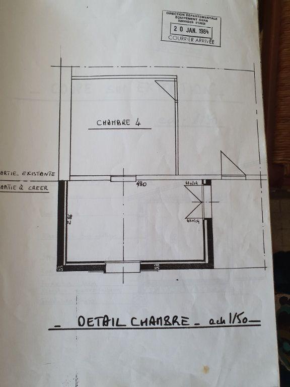 Maison à vendre 5 142m2 à Castelnau-d'Auzan plan-1