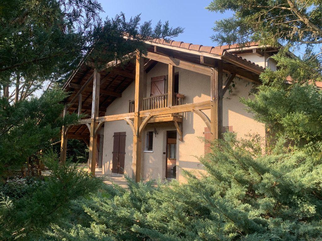 Maison à vendre 5 132m2 à Sarbazan vignette-2