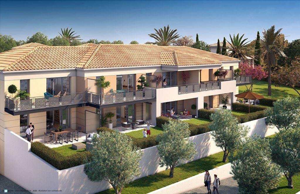 Appartement à vendre 3 64m2 à Sanary-sur-Mer vignette-1