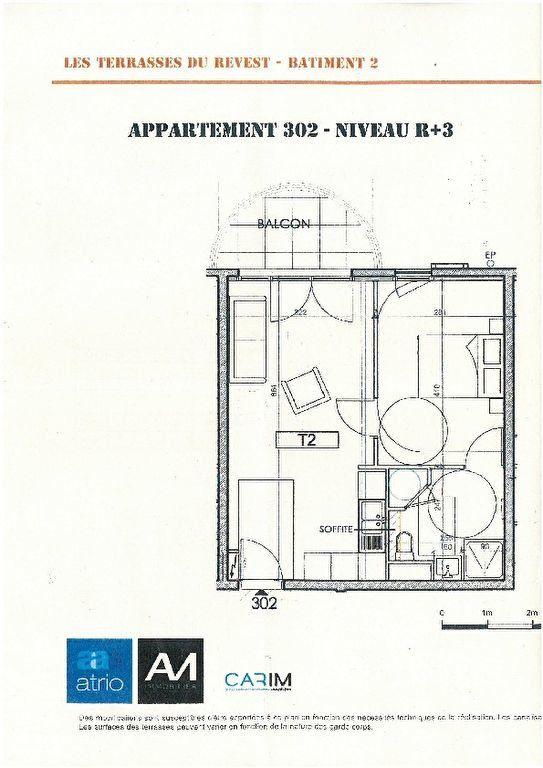 Appartement à louer 2 39.11m2 à Le Revest-les-Eaux vignette-3