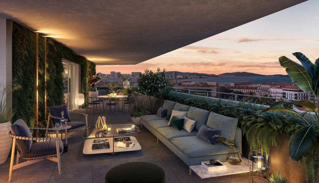 Appartement à vendre 5 161m2 à Toulon vignette-1