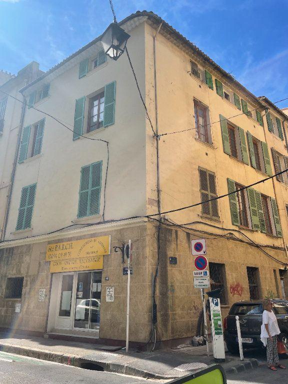 Appartement à louer 1 19.08m2 à Toulon vignette-1