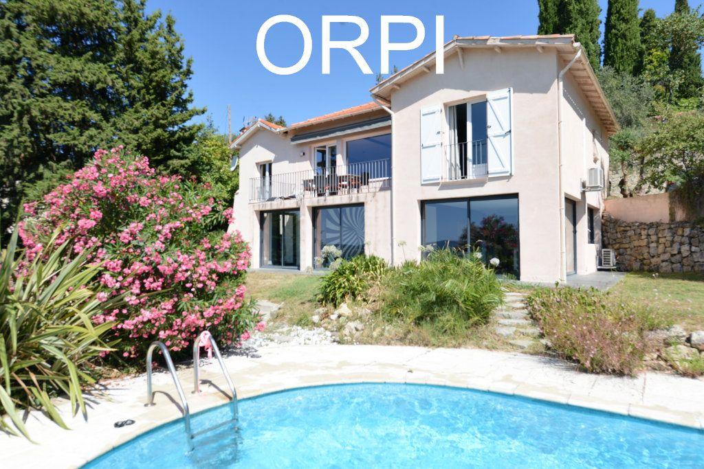 Maison à vendre 4 178m2 à Grasse vignette-3