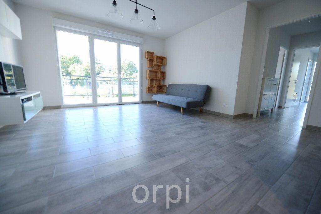 Appartement à vendre 3 58.42m2 à Grasse vignette-2