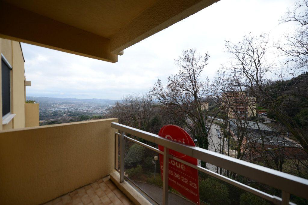 Appartement à louer 1 27.19m2 à Grasse vignette-5