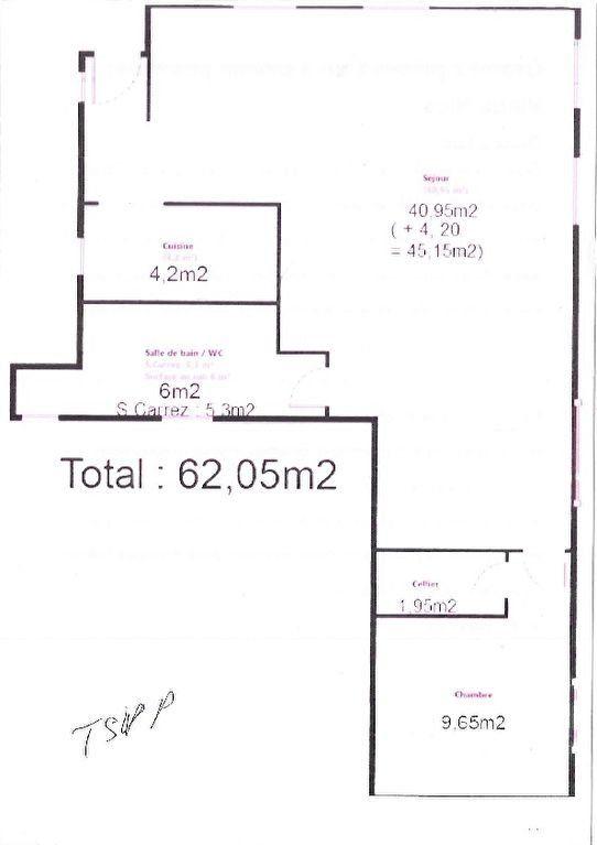 Appartement à vendre 2 62m2 à Nice vignette-9