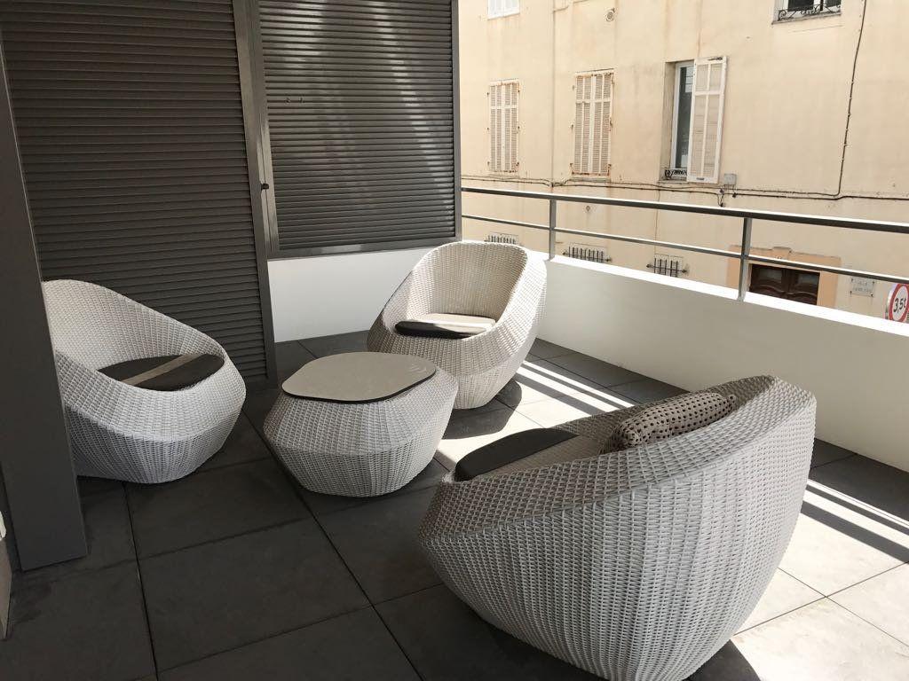 Appartement à louer 1 23.22m2 à Cannes vignette-3