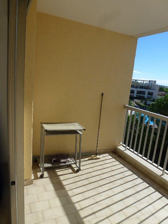 Appartement à louer 1 22.3m2 à Cagnes-sur-Mer vignette-6