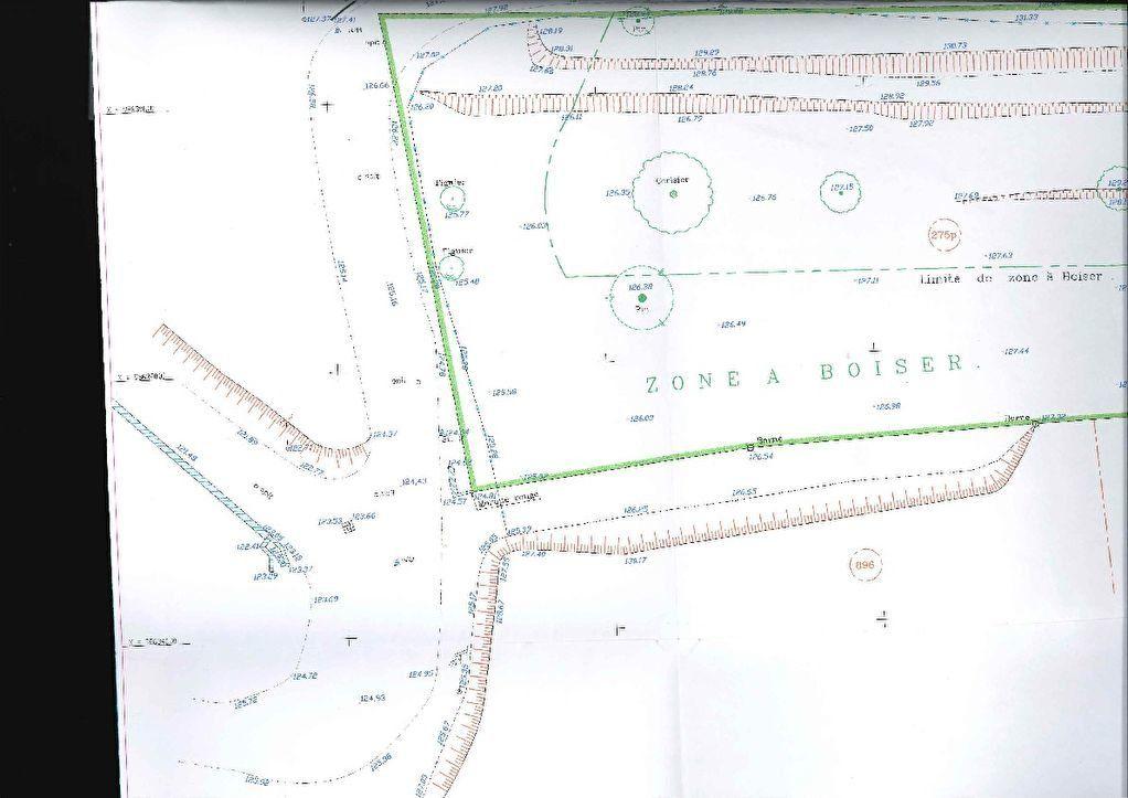 Terrain à vendre 0 2550m2 à Saint-Paul-de-Vence vignette-3