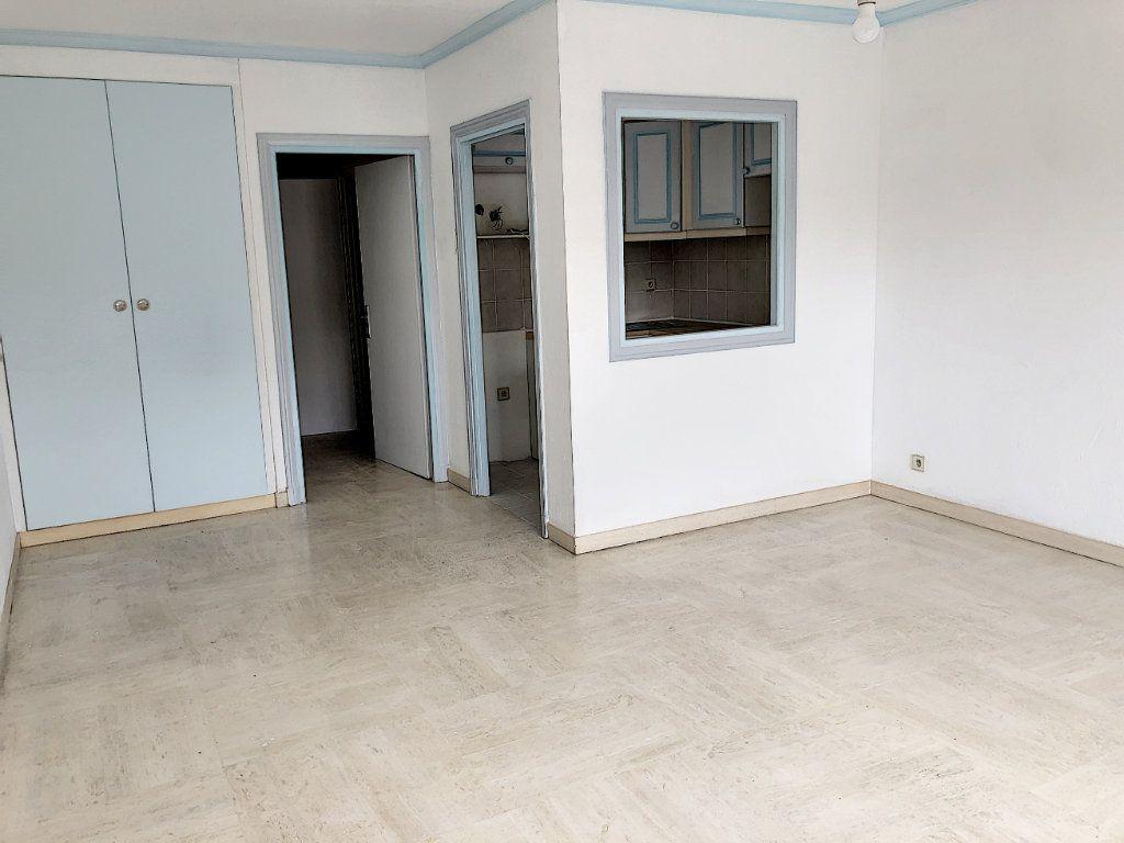 Appartement à louer 1 33.99m2 à Cagnes-sur-Mer vignette-5