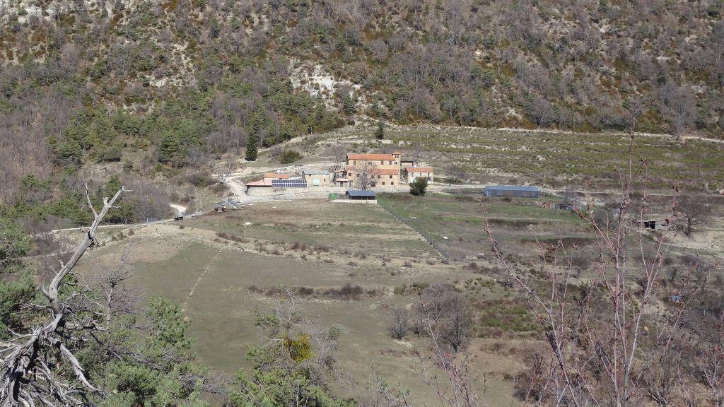 Maison à vendre 15 700m2 à Roquestéron-Grasse vignette-3