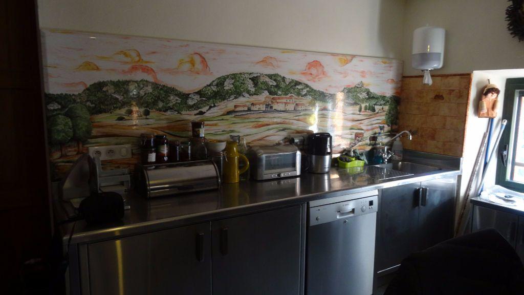 Maison à vendre 15 700m2 à Roquestéron-Grasse vignette-6