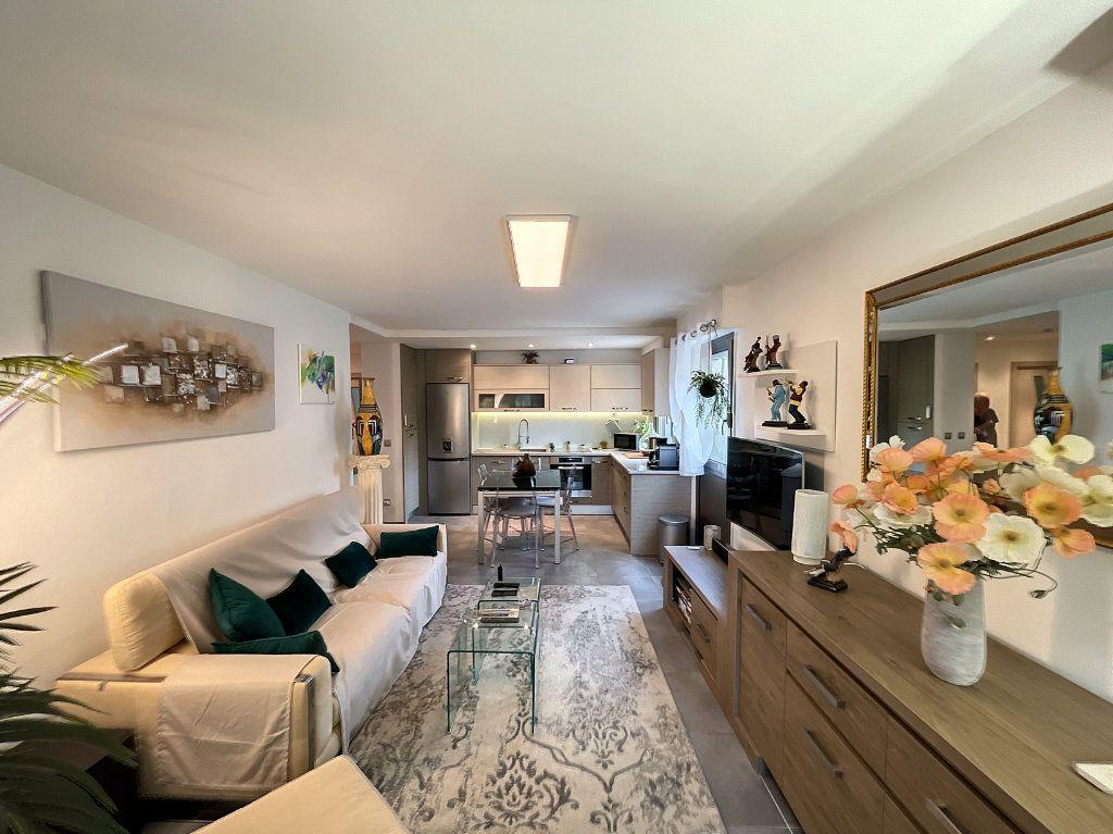 Appartement à vendre 2 46.45m2 à Cagnes-sur-Mer vignette-1