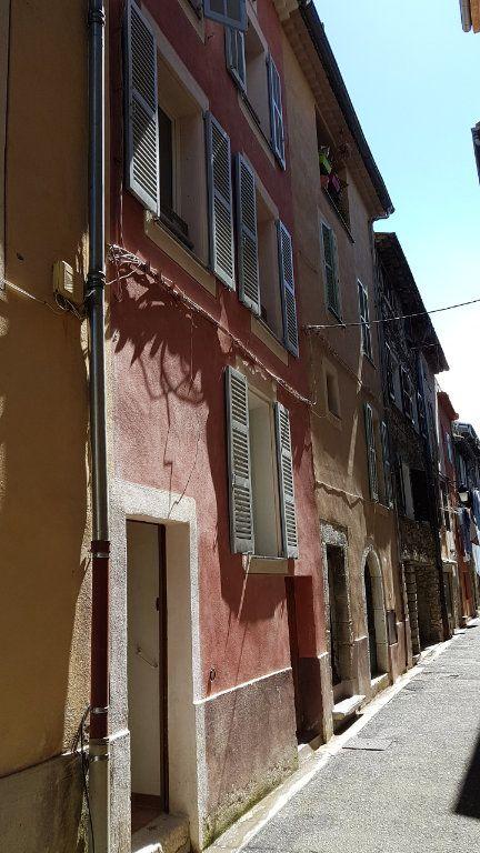 Appartement à louer 1 30m2 à Vence vignette-3