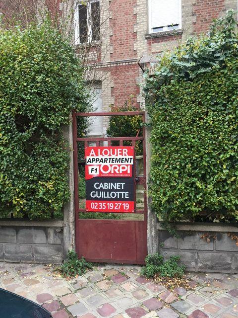Appartement à louer 1 19.05m2 à Le Havre vignette-1