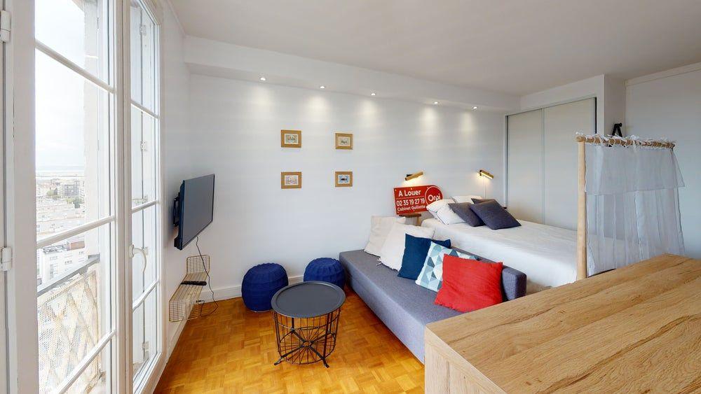 Appartement à louer 1 28.26m2 à Le Havre vignette-3