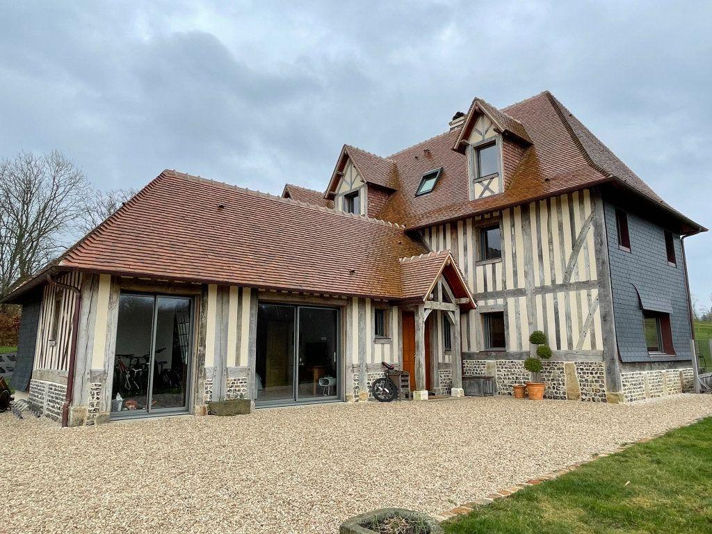 Maison à vendre 9 329.74m2 à Gonneville-sur-Mer vignette-1
