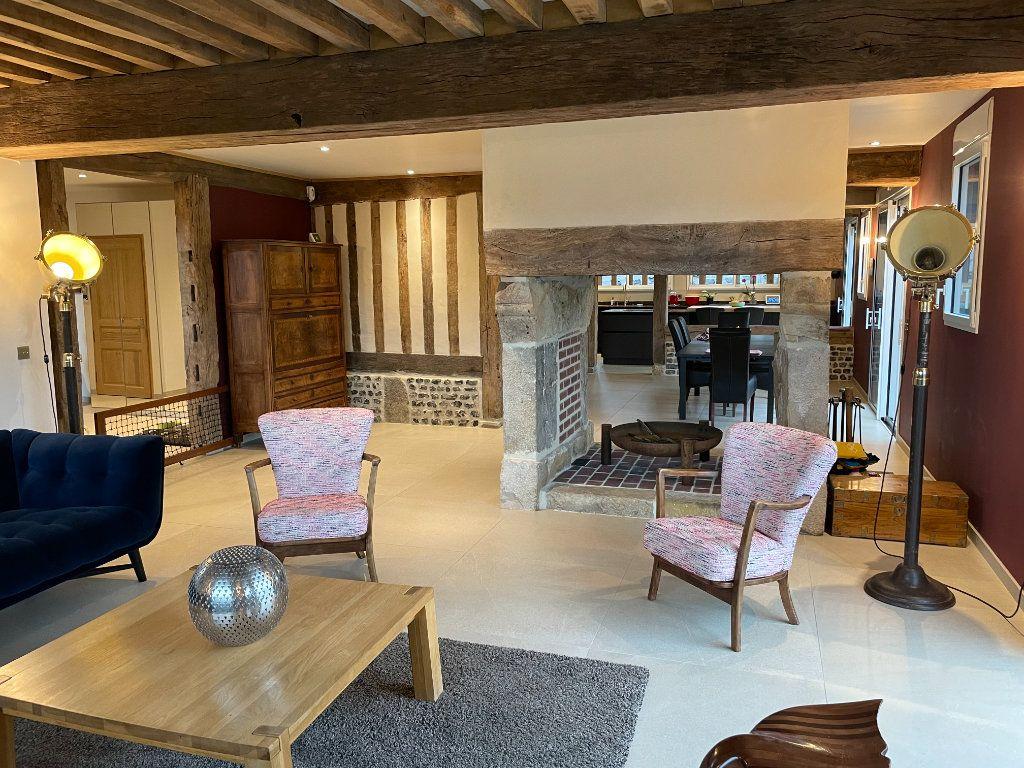Maison à vendre 9 329.74m2 à Gonneville-sur-Mer vignette-4
