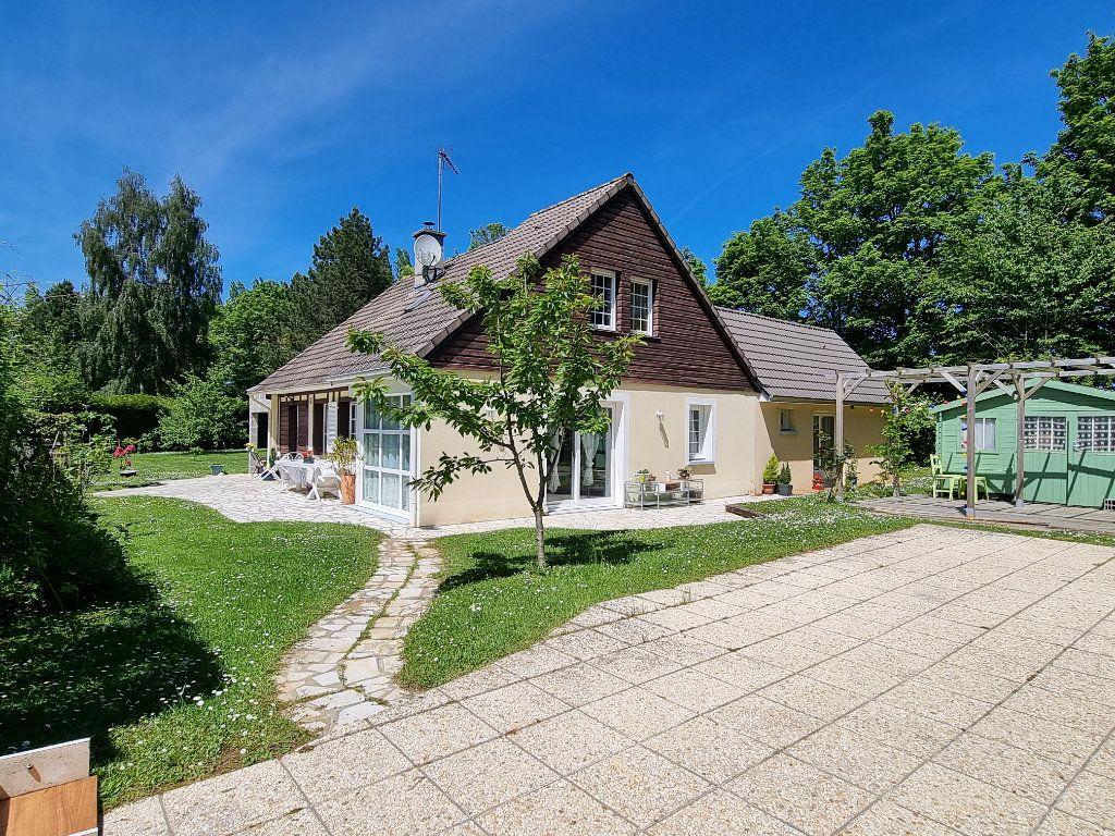 Maison à vendre 6 144.67m2 à Gonneville-sur-Mer vignette-1