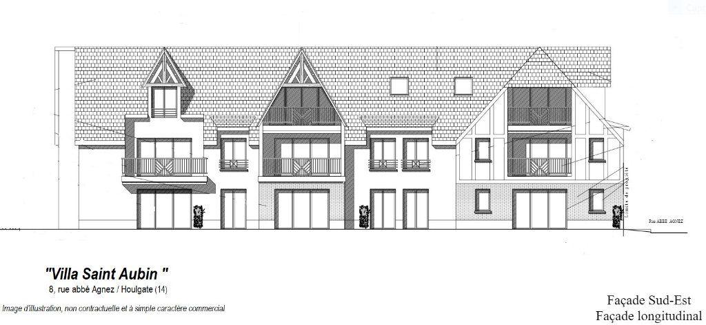 Appartement à vendre 4 80.08m2 à Houlgate vignette-2
