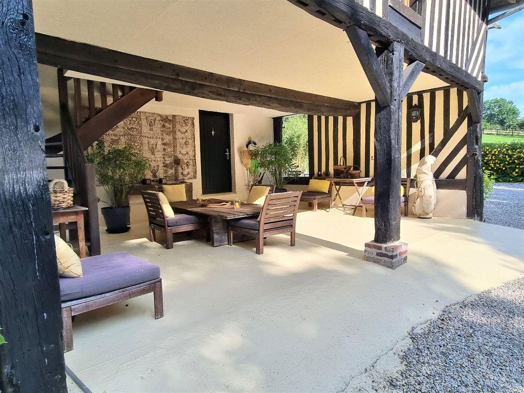 Maison à vendre 8 294m2 à Gonneville-sur-Mer vignette-6