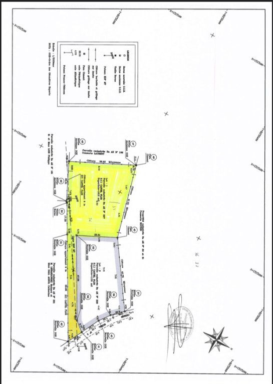 Terrain à vendre 0 1612m2 à Marais-Vernier vignette-2
