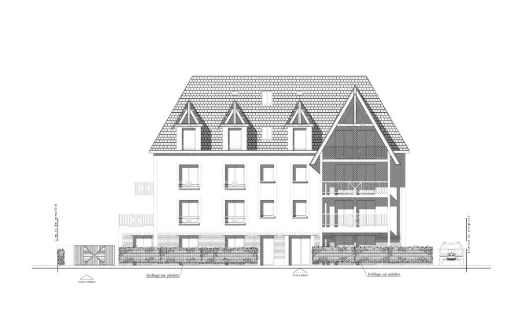 Appartement à vendre 3 94.56m2 à Pont-l'Évêque vignette-5