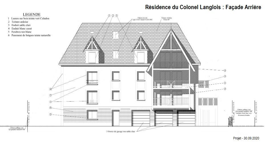 Appartement à vendre 3 77.36m2 à Pont-l'Évêque vignette-4