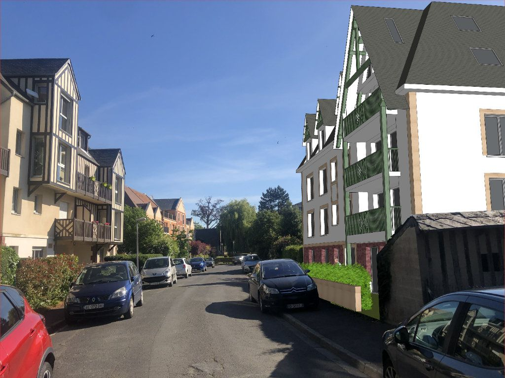 Appartement à vendre 3 77.36m2 à Pont-l'Évêque vignette-1