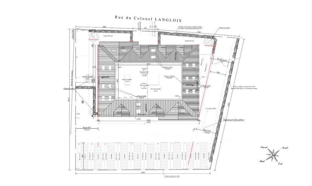 Appartement à vendre 2 44.79m2 à Pont-l'Évêque vignette-7