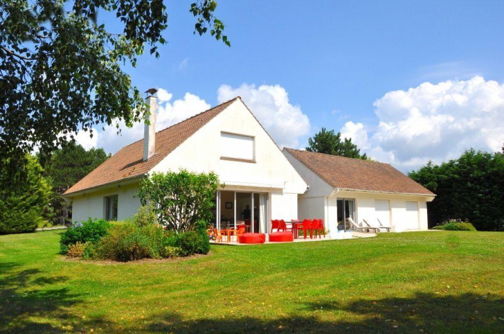 Maison à vendre 6 195m2 à Le Touquet-Paris-Plage vignette-1