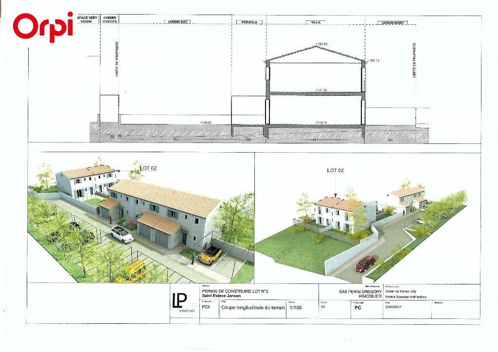 Terrain à vendre 0 283m2 à Le Puy-Sainte-Réparade vignette-4