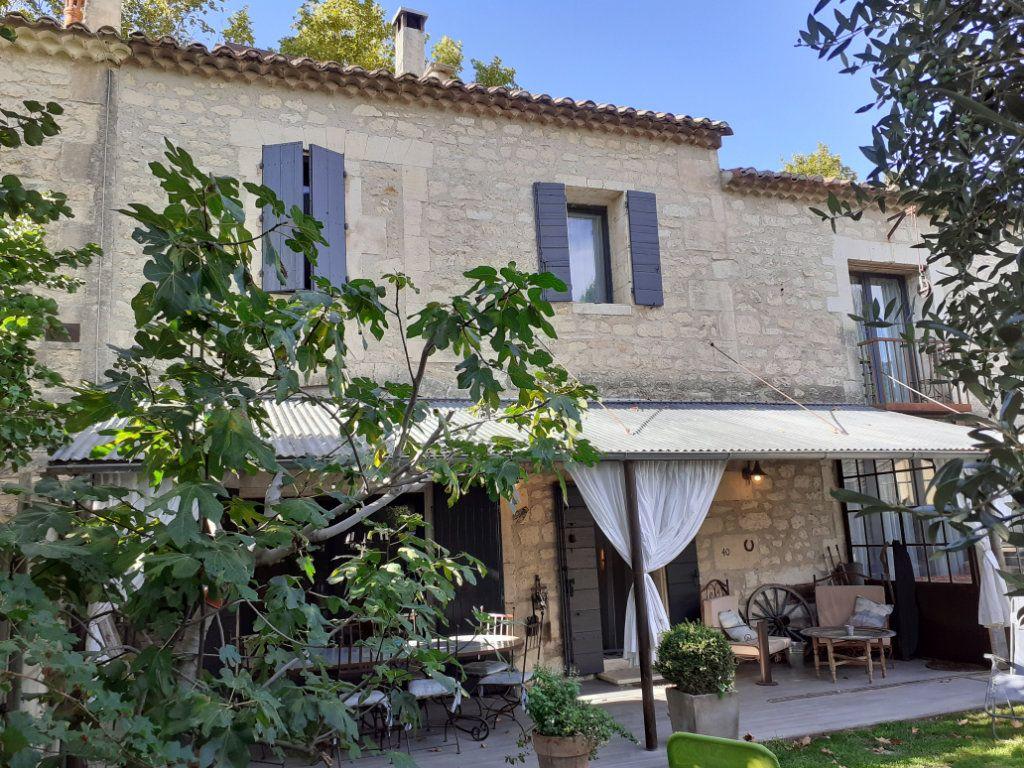 Maison à vendre 6 202m2 à Paradou vignette-1