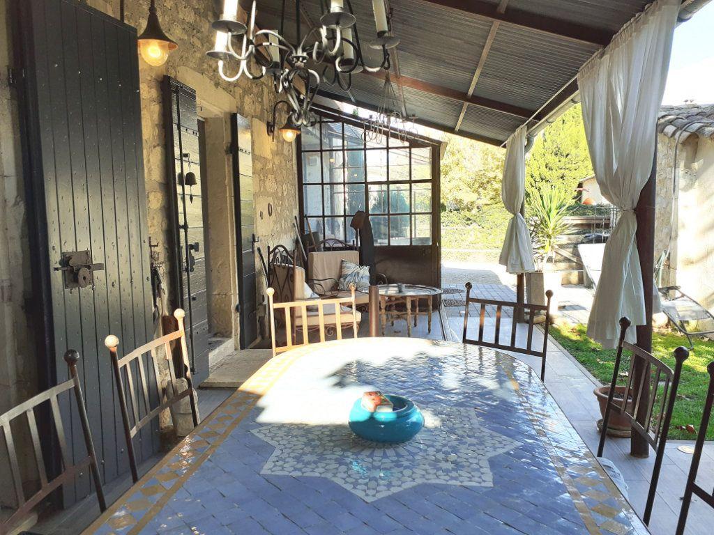 Maison à vendre 6 202m2 à Paradou vignette-2