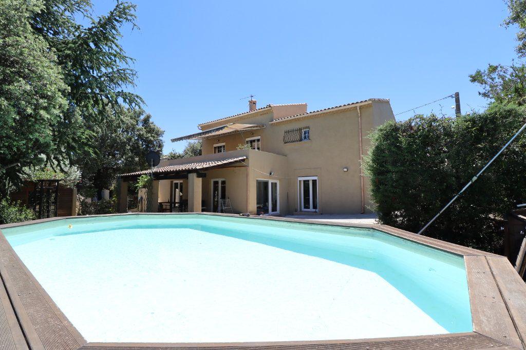Maison à vendre 7 173m2 à Lambesc vignette-2
