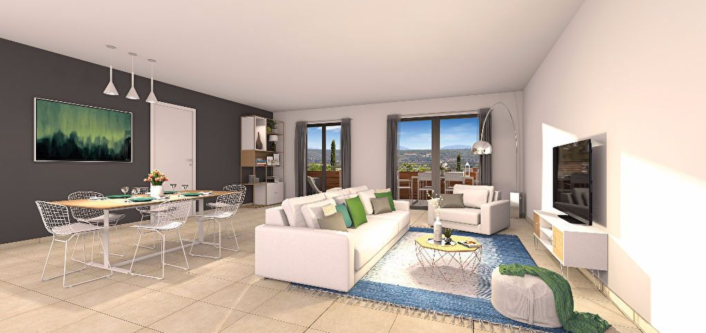 Appartement à vendre 3 66.91m2 à Manosque vignette-2