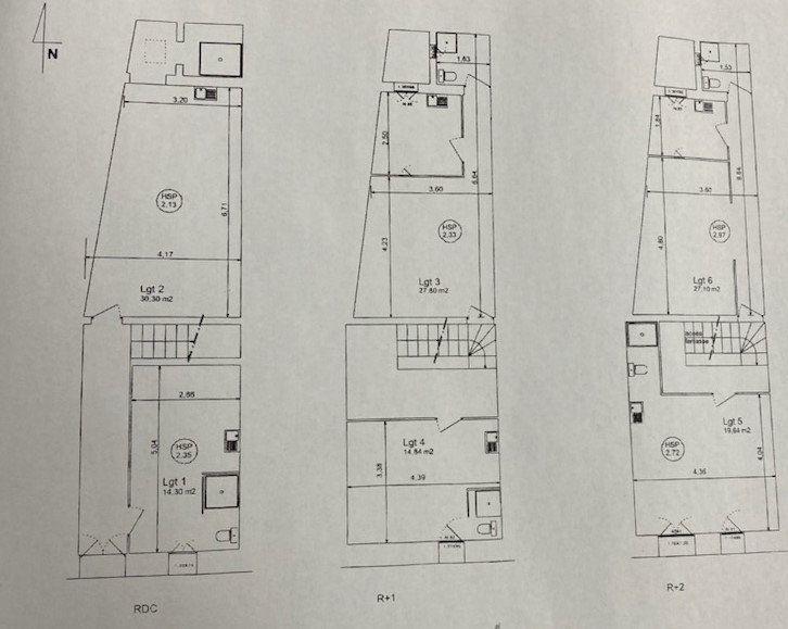 Immeuble à vendre 0 210m2 à Sénas vignette-2