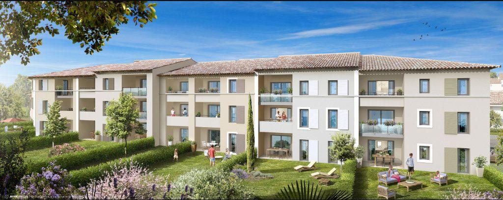 Appartement à vendre 2 49.61m2 à Rognes vignette-1