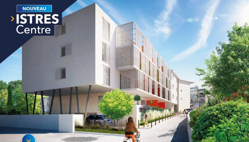 Appartement à louer 2 40.02m2 à Istres vignette-1